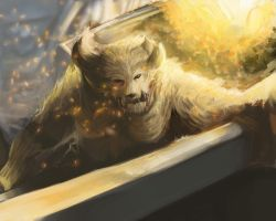 Charr Steel by The-Black-Sands