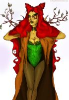 Poison Ivy by FlyingFennel