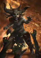 Diablo3 Contest Witchdoctor by M0nkeyBread