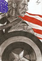 Captain America by Gem88