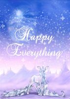 Happy Everything 2011 by vandonovan