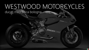 Concept website header for motorcycle shop by henry2308478