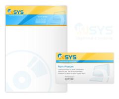 INsys Corporate identity by blueburn
