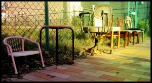 Miscellaneous Chairs by AntiRetrovirus