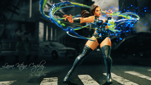 Laura Kitana Cosplay By BrutalAce by BrutalAce