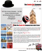 The Bowler Hat Company by a2designs
