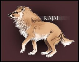 Rajah by oxpecker