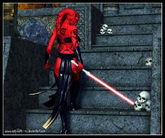 Darth Talon - Ascension by Aphrodite-NS