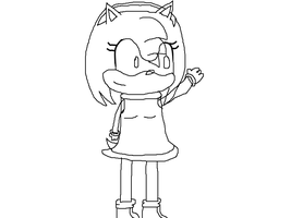 another failed amy XD by monkiesonunicyclesXD