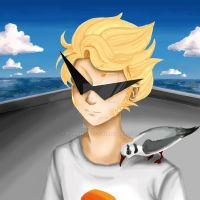 Dirk Strider by Toadiko25