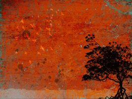 Grunge Tree - 6 by aaron4evr