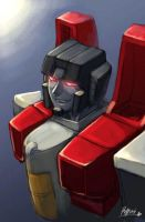 Starscream by ryusno