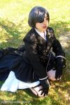 Ciel Phantomhive cosplay 2 by ChibiMisa94