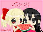 Happy Yalda 2575 by Princess-Lunafreya