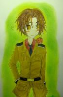 APH - Romano by DiedOfEyes