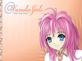 CameliaGirls - Kana Main Menu by C-quel