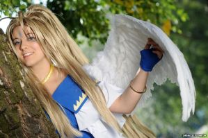 Belldandy - I am an angel by chiisaiSaku