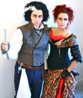 Try out Sweeney Todd and Mrs Lovett 2 by CaptJackSparrow123