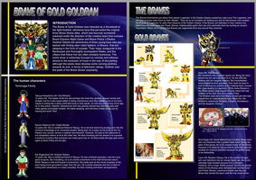 BRAVE SAGA ENCYCLOPEDIA_14 Goldran by techan