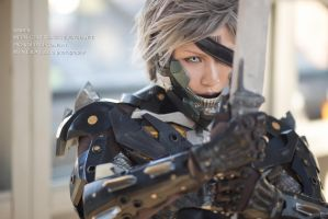 Raiden's pledge sword by Cosplay4FunUltimate