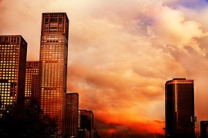 The city of Sunrise moment 5 by sunny2011bj