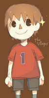 Villager by Ririies