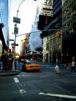 NYC's street by Lee034