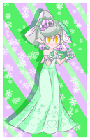 Jingle Bell Princess -Marie Version by IceCreamLink