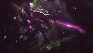 Kha'zix The Voidreaver by Ozcrazy