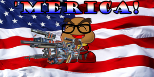 GG LOVES 'MERICA! by GaijinGoombah