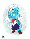 Sea Sailor by phin-the-pie