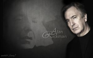 Alan Rickman II by cost1977