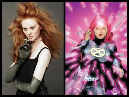Marvel Casting - Jean Grey by Doc0316
