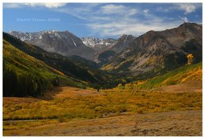 Castle Creek Valley by Nate-Zeman