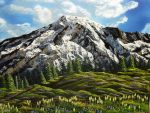 High Meadow by DonBowling