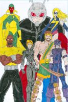 Marvel Adventures Avengers by Chaosbandit