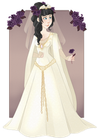 :: Contest Prize: Eileen Wedding :: by VioletKy