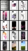 Iphone-cases on society6 by mel-an-choly by mel-an-choly