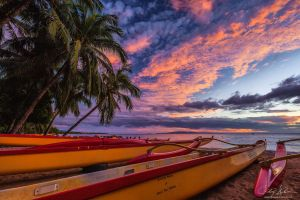 Paddle Away by AndrewShoemaker
