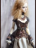 Jeline - Lady Brown by Lelahel-Clothes