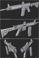 ZM Weapons LR300 by EoD19
