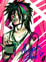 Magnus Miyavi Fun by asherzombieexo