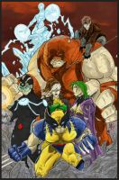 Adam's Xmen by sacking-jimmy