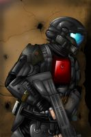 we are ODST by WinterSpectrum