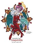 grand chase nightmare circus by BroccoliEmiley