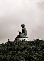 Big Buddha by reve-olutionx