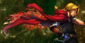 Edward Elric by Pact-0f-Brotherhood