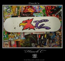 Custom Deck Hawk C by celaoxxx
