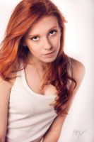.red-head by AlekSunder