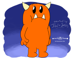 Monster - 24-11-14 by JWthaMajestic